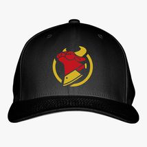 Cow chop gold logo Hats   Caps  d9d67e9264a3