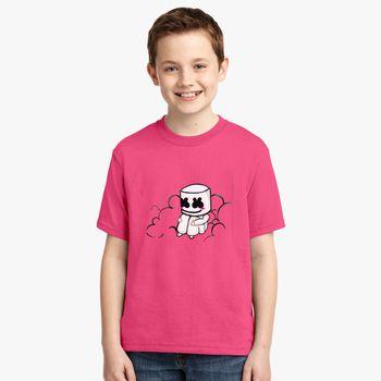 4605c8edf Marshmello sad and shy Youth T-shirt | Hatsline.com