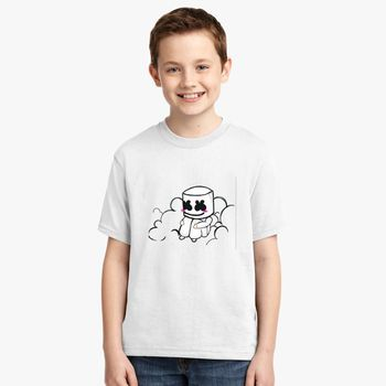 4605c8edf Marshmello sad and shy Youth T-shirt | Hatsline.com