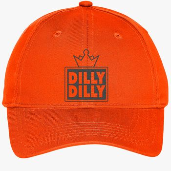 2e72fad1 Dilly Dilly Youth Six-Panel Twill Cap (Embroidered) | Hatsline.com