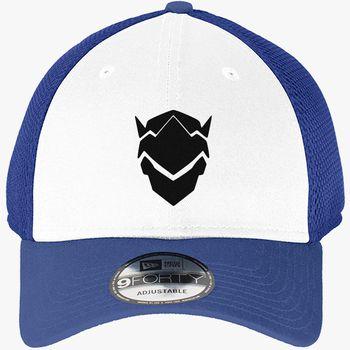 c1fe46f9 Genji Overwatch New Era Baseball Mesh Cap (Embroidered) | Hatsline.com