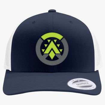 c575e02d Overwatch Retro Trucker Hat (Embroidered) | Hatsline.com