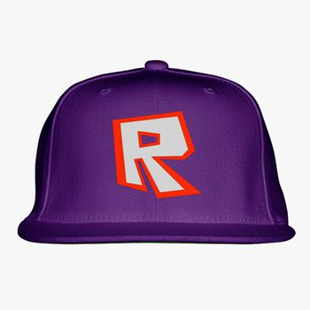 68cf30635a1ca Roblox Snapback Hat (Embroidered)