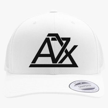 ab02d9d68ce5a Avenged Sevenfold Retro Trucker Hat (Embroidered)