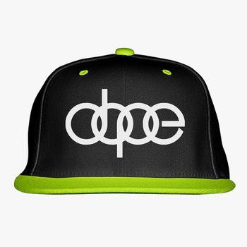 new concept 7ac37 5027a Dope Snapback Hat   Hatsline.com