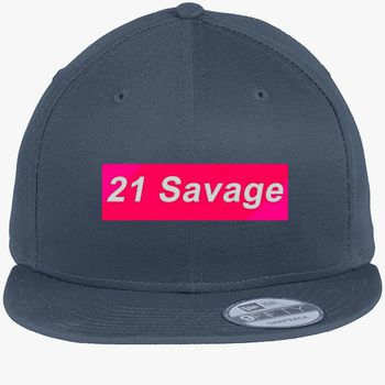 917ae657dbf6c 21 Savage New Era Snapback Cap (Embroidered)