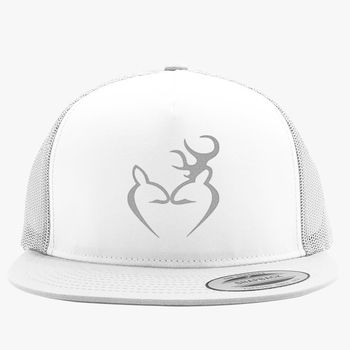 f6644b1fa18f9 Deer Love Trucker Hat (Embroidered)