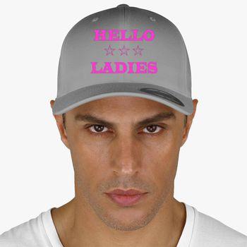 0df1fc0f4c Hello ladies Baseball Cap (Embroidered) | Hatsline.com