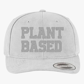 0fb87f5e Plant Based Brushed Cotton Twill Hat (Embroidered) | Hatsline.com