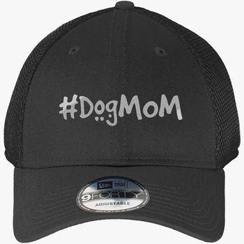 42b92c0c819527 Dog-MOM New Era Baseball Mesh Cap (Embroidered) | Hatsline.com