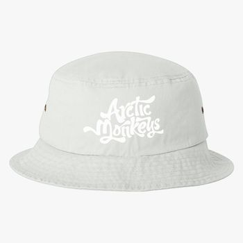 19c8ab554 Arctic Monkeys Bucket Hat (Embroidered) - Hatsline.com