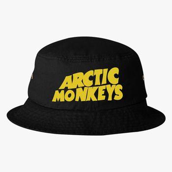 46b5a6874 Arctic Monkeys Logo Bucket Hat - Hatsline.com