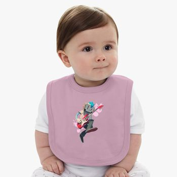 e467bcb9cf4 Rock Baby Bib