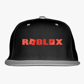 Roblox Snapback Hat Embroidered Hatsline Com