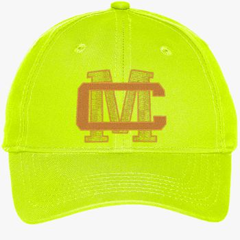 6cef098ec52a33 CM LOGO - CONOR MCGREGOR Youth Six-Panel Twill Cap (Embroidered) |  Hatsline.com
