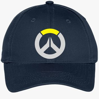 f9af07bf Overwatch Logo 1 Youth Six-Panel Twill Cap (Embroidered) | Hatsline.com
