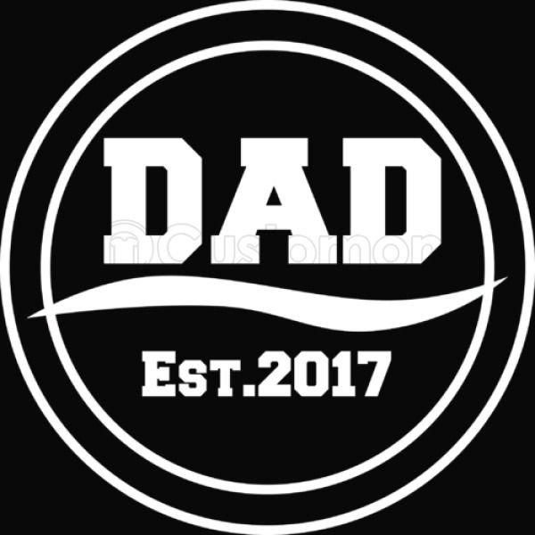 Dad Est.2017 logo Bucket Hat - Embroidery ... 5c9abe744b21