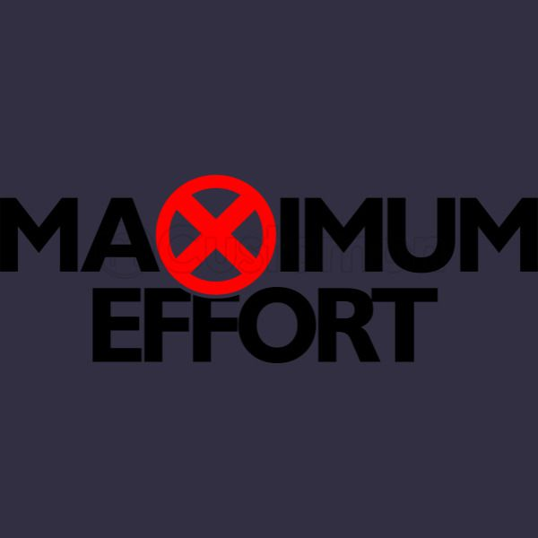 91303ff05cc Maximum Effort Deadpool - Black New Era Baseball Mesh Cap - Embroidery +more