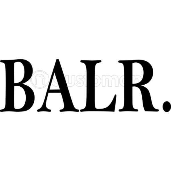 balr logo cotton twill hat (embroidered) | hatsline