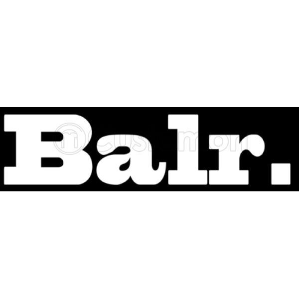 balr logo snapback hat (embroidered) | hatsline