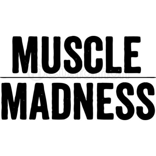 531bd948 muscle madness Kids Hoodie | Hatsline.com