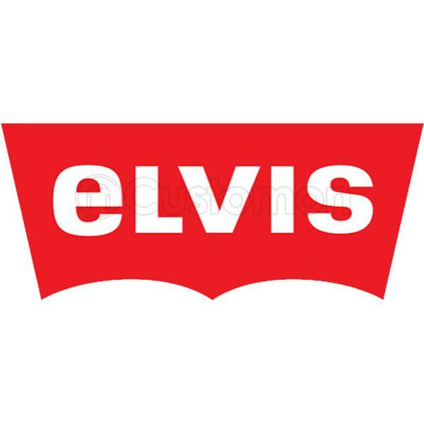 159b5c6e ELVIS - Levis Style Logo Trucker Hat (Embroidered) | Hatsline.com