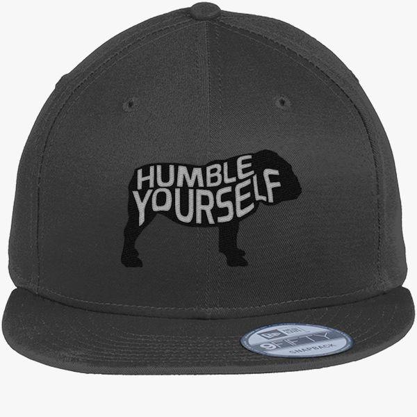 8e878d208d8 UGA Humble Yourself Shirt  Bulldog New Era Snapback Cap - Embroidery +more