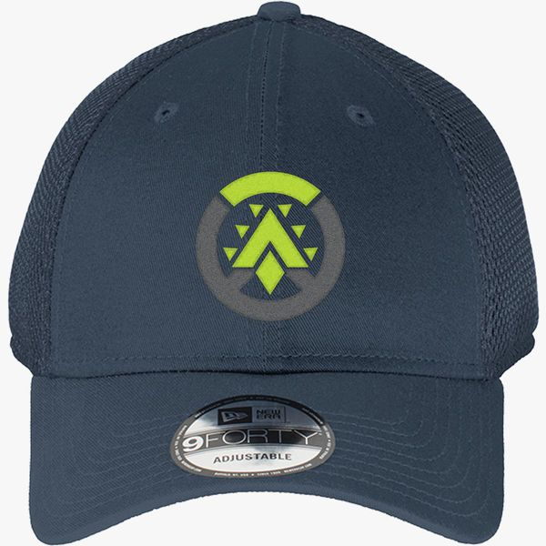 679140d4c Overwatch New Era Baseball Mesh Cap (Embroidered) | Hatsline.com