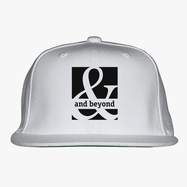 Above and Beyond Snapback Hat (Embroidered)  8660305af08