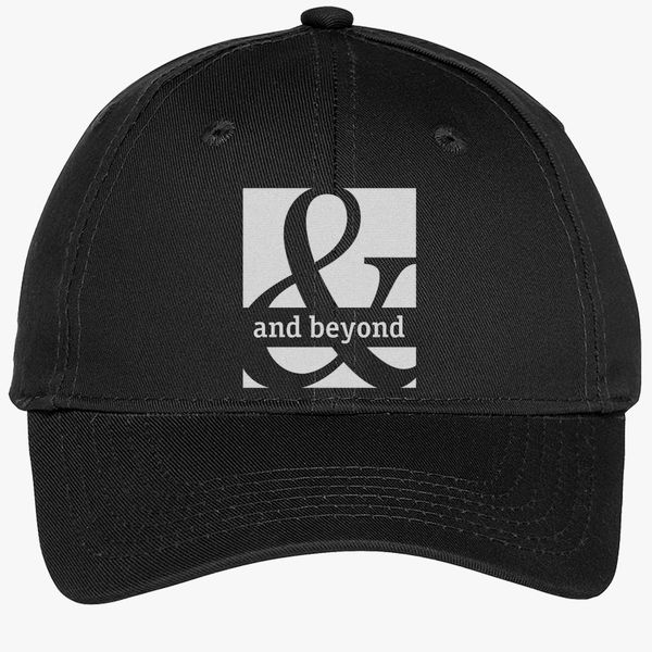 abcb54351ba Above and Beyond Youth Six-Panel Twill Cap - Embroidery +more