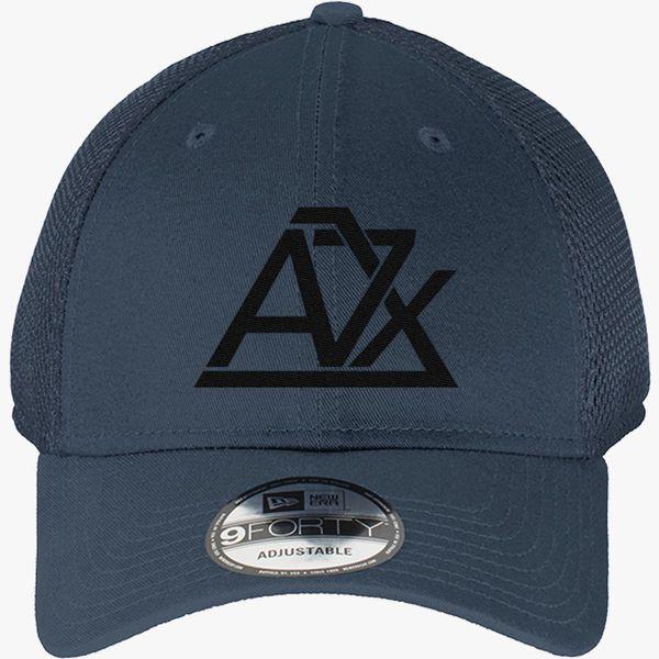 99006f078c7fe Avenged Sevenfold New Era Baseball Mesh Cap - Embroidery +more