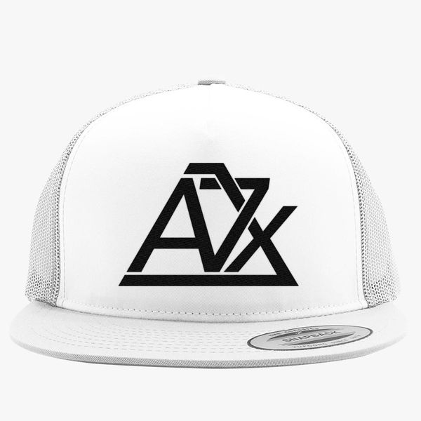 2b5842f3a5633 Avenged Sevenfold Trucker Hat - Embroidery +more