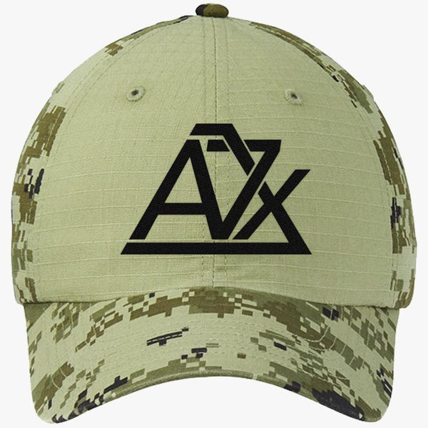 d0c50061060 Avenged Sevenfold Colorblock Camouflage Cotton Twill Cap - Embroidery +more