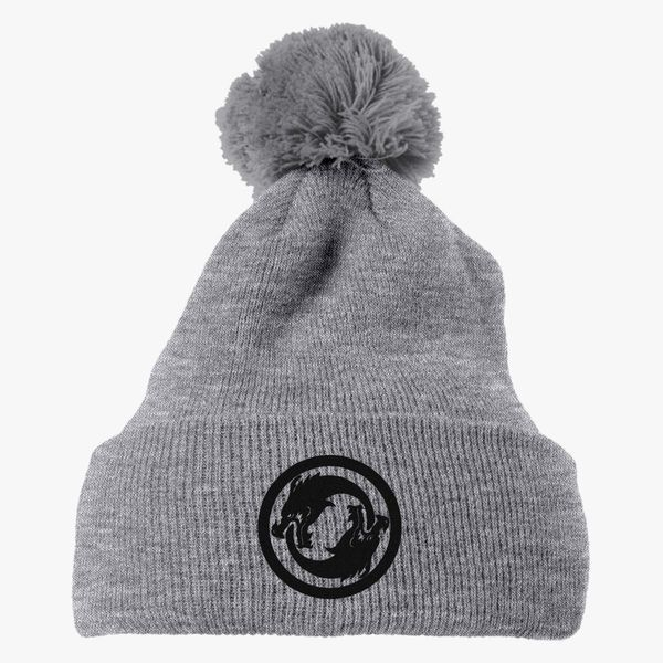 d46505222c3 Shimada Clan Knit Pom Cap - Embroidery +more