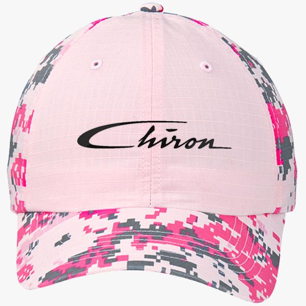 d68dd2b7 ... India · Chiron Logo: Chiron Logo Colorblock Camouflage Cotton Twill Cap