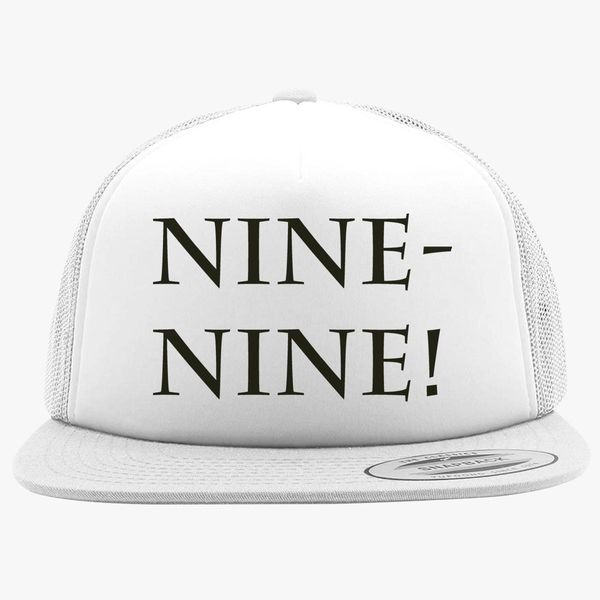 1cfbf372a1d Nine Nine Brooklyn 99 Foam Trucker Hat +more