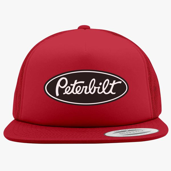 bbba0660e36 Peterbilt Foam Trucker Hat