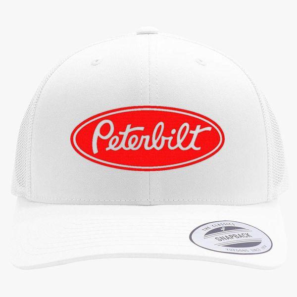 Peterbilt Retro Trucker Hat - Embroidery +more 82a4ceb666c