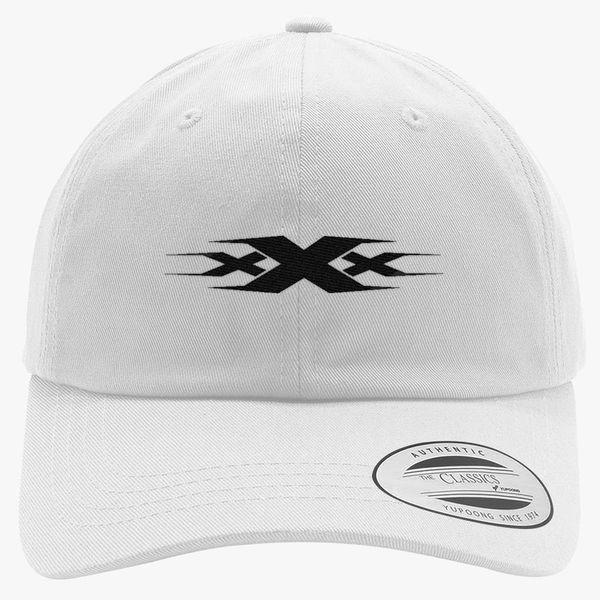 dbdeb085 xXx Movie Logo Cotton Twill Hat (Embroidered) | Hatsline.com