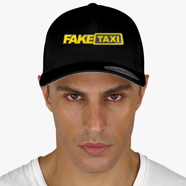 Fake Taxi Logo Baseball Cap (Embroidered) | Hatsline com