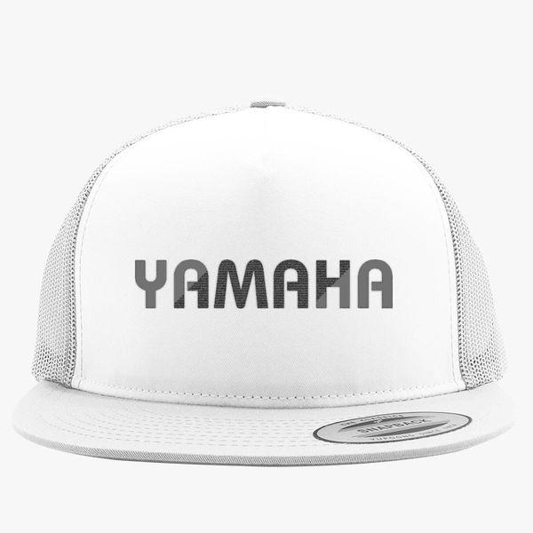 2a630e5d Yamaha Logo Trucker Hat (Embroidered) | Hatsline.com