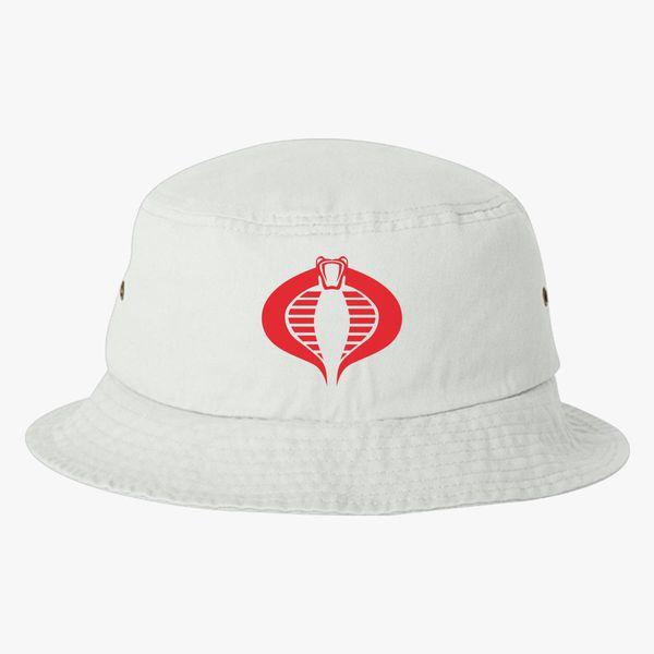 88d1c45c0 Mustang Cobra GT 350 Bucket Hat (Embroidered) | Hatsline.com