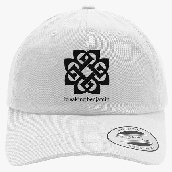 bdc52bdb4f8 Breaking Benjamin Cotton Twill Hat - Embroidery Change style