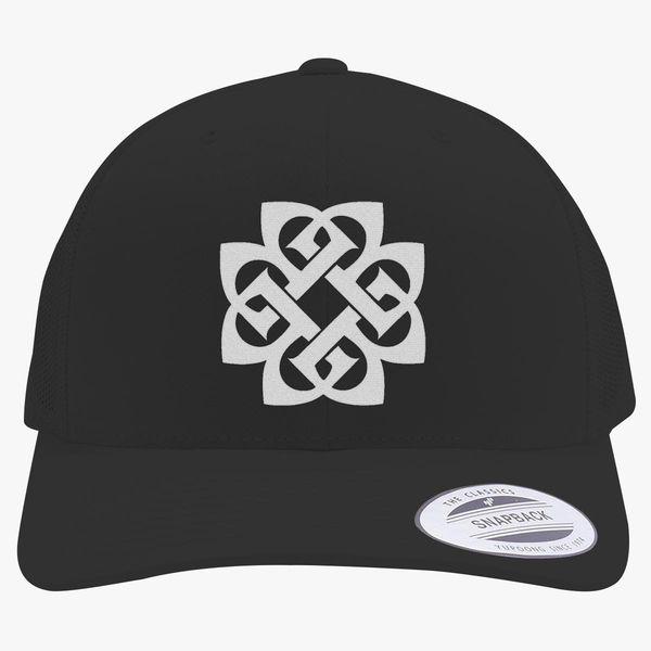 0c7fc854fbc Breaking Benjamin Retro Trucker Hat Embroidered Hatsline