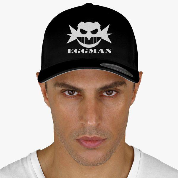 Eggman Dr Robotnik Baseball Cap - Embroidery +more 8117387fd66a