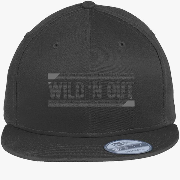 23af797072f3c8 Wild n Out New Era Snapback Cap - Embroidery +more