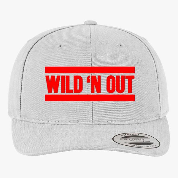 19640d724880b4 Wild n Out Brushed Cotton Twill Hat - Embroidery +more