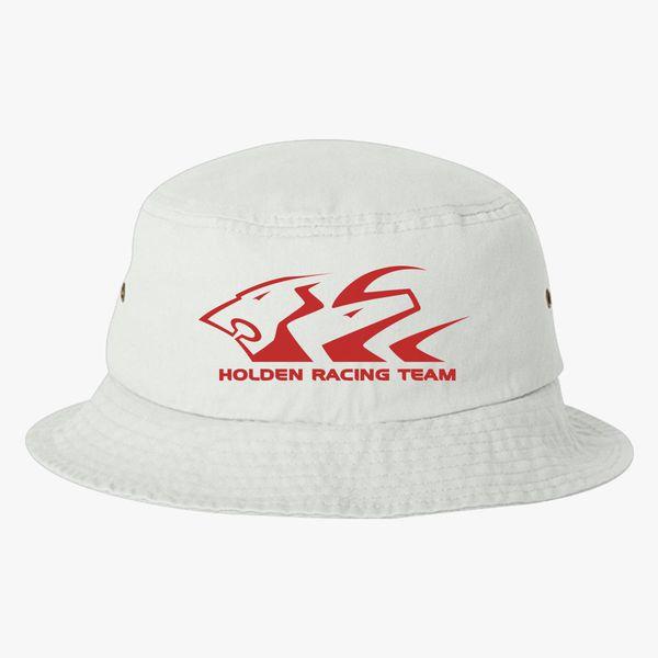 Holden Racing Team Logo Bucket Hat  bf5c1b7f111