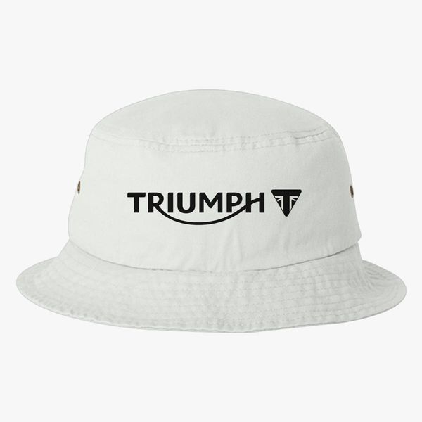 7ef0099f7a9a9 Triumph Motorcycles Bucket Hat