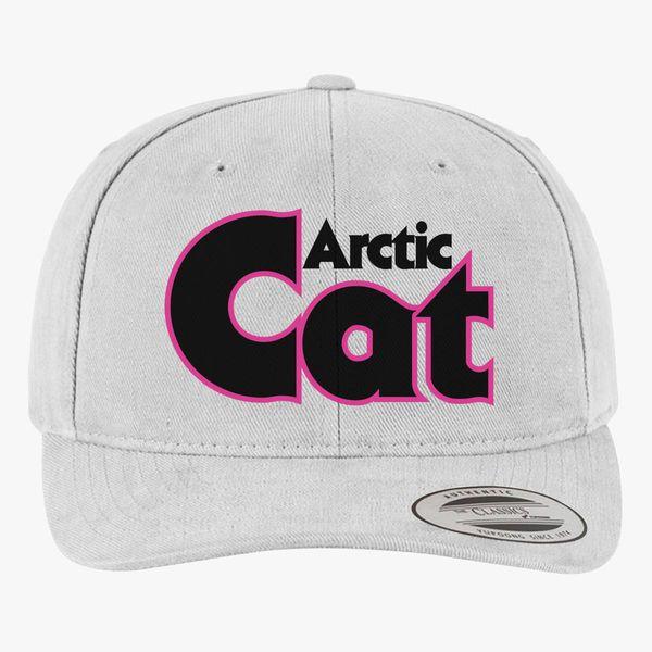 e7f8c9cf664 Arctic Cat Brushed Cotton Twill Hat